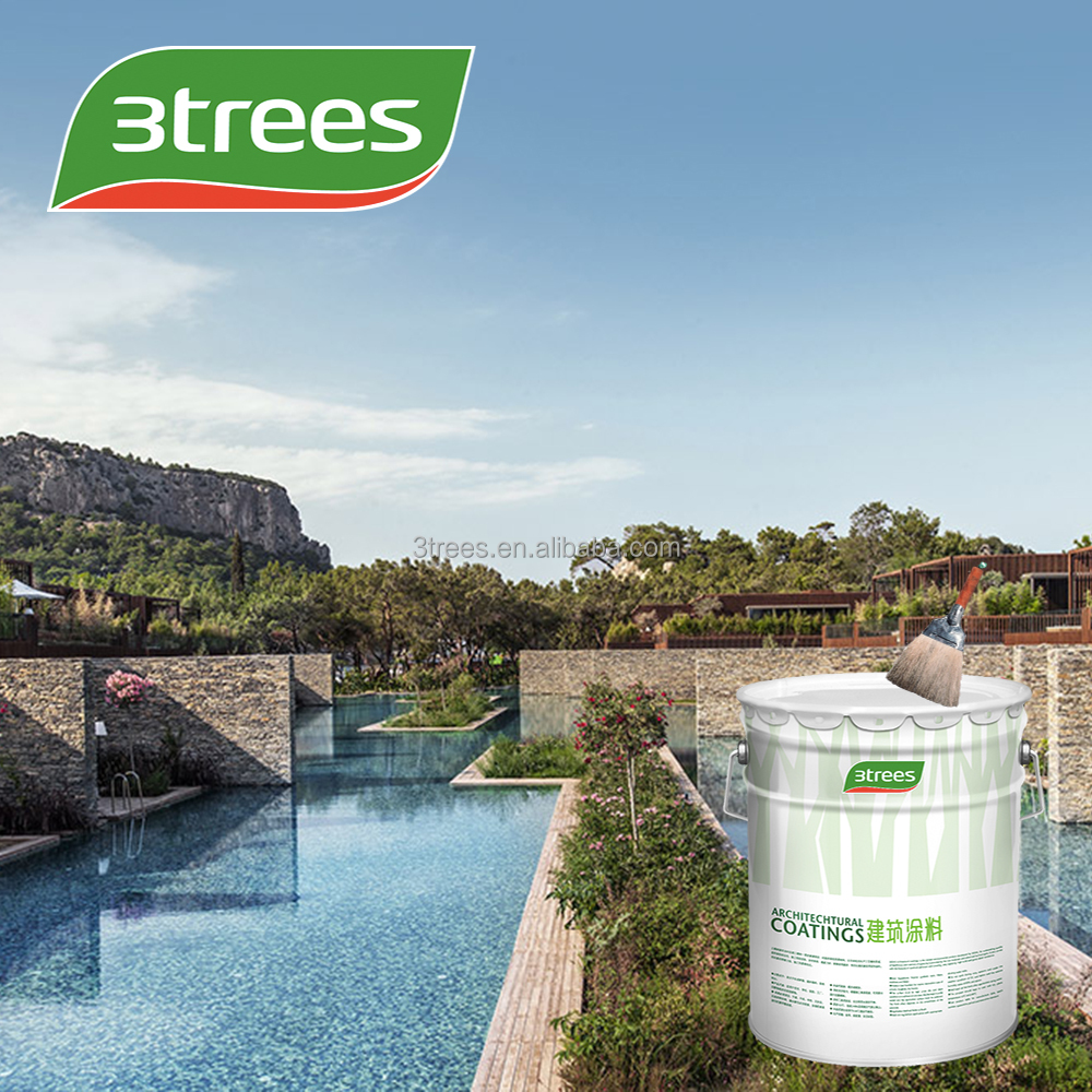 3TREES spray polyurea waterproof coating