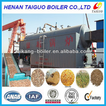 3 ton industrial automatic chain grate coal,biomass,pellet rice husk fired steam boiler