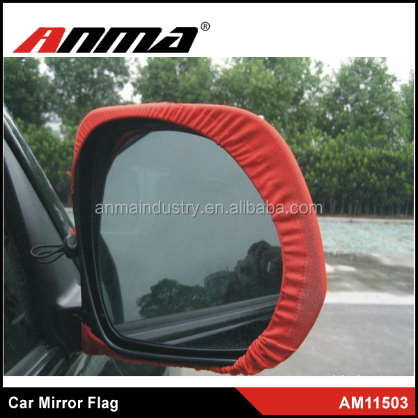 New Design Car Flag Rear View Mirror Cover