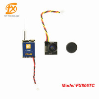 Factory Wholesale FX806T FX805 FX798T FXT Ultra Mini And Lightweight AIO FPV Camera Powered By 1S Battery