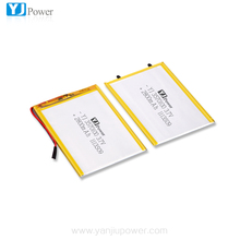 Removable li-po battery manufacturer lipo 3.7V 2800mAh in rechargeable batteries