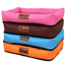 Best Quality Waterproof Chew Proof Oxford Fabric Large Dog Bed Suitable for Outdoor
