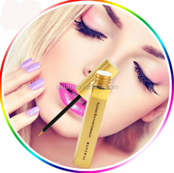 OEM Private Label Herbal Natural Eyebrow Eyelash Growth Serum
