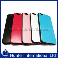 Wholesale Mobile Phone For iphone6 Leather Coated Soft Case
