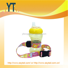 YT cute cat adjustable custom baby bottle strap lanyard, toy saver atrap for children for 2015