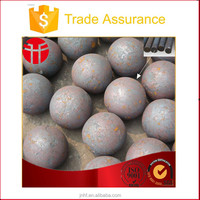 125mm 45# high quality forged grinding ball for gold mines