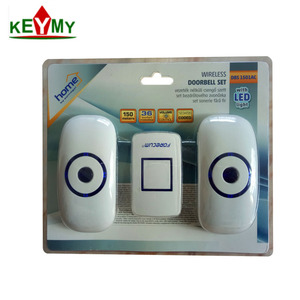 High quality cheap clamshell blister packaging for doorbell packaging