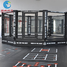 Cost-effective international mma octagon boxing cage used for sale