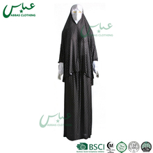 ABBAS brand wholesale cheap islamic clothing prayer dress designer abaya latest burqa designs