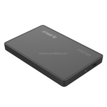 ORICO USB 3.1 Type-C to SATA 2.5 External HDD SSD enclosure plastic shockproof hdd caddy (2588C3)