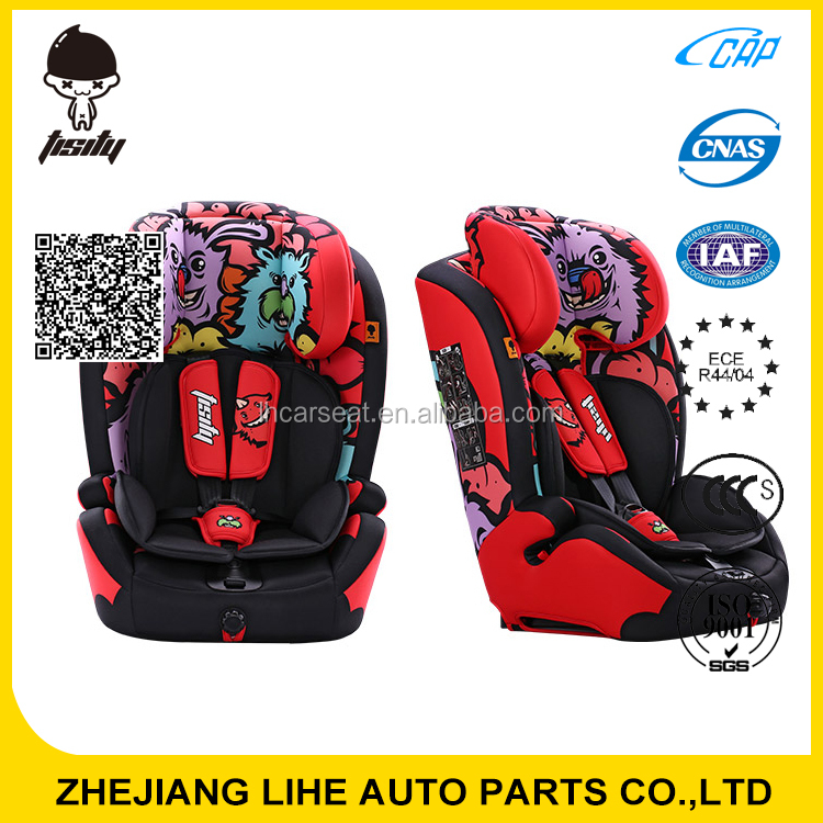 ECE4 9-36kgs child baby car seat for sale