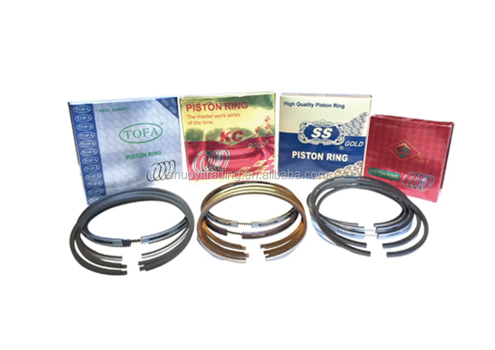 Diesel engine piston ring/piston ring/piston ring set for agricultural spare parts
