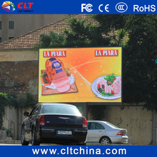 china led pantallas display screen p10/road advertising message scrolling full color led signage