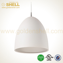 expert manufacturer metal spinning dome light cover led pedant lamp
