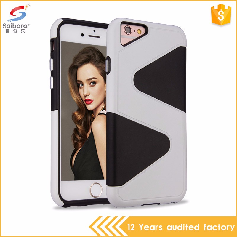 Multi-color/style s line tpu pc 2016 new phone case for iphone for sumsung