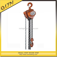 0.5t to 50t High Quality Manual Chain Hoist&Chain Pulley Block Mechanism