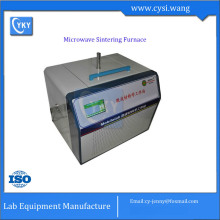 PLC Programmable Control Battery Materials Fast Annealing,Microwave Atmosphere Furnace for Lab