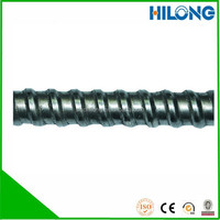 Self colour 16mm reinforcing screw thread steel bar