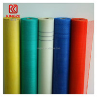 145g alkali resistant glass fiber mesh for stucco marble mosaic wall to USA