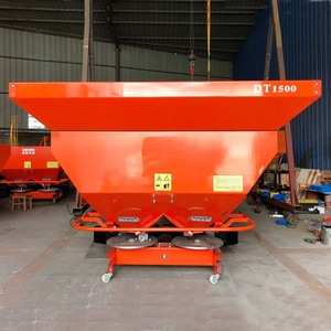 Agriculture tractor manure fertilizer spreader