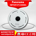 Popular household camera!!! Wireless IP camera Panoramic Fisheye wireless wifi camera 3D realtime preview 360 Degree Camera