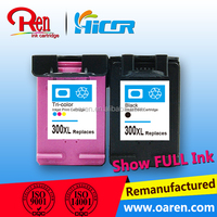 for hp 300 refilled ink cartridges for hp 300 with high capacity