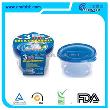 739ml round container Used container wholesale clear plastic food disposable container