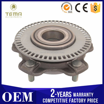 43401-65D10 Suzuki auto parts, China Manufacturer TEMA Auto Front Wheel Hub for GRAND VITARA/ESCUDO SQ416/SQ420/SQ625 /XL-7 JA6