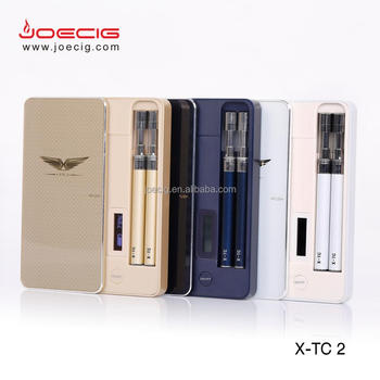 Alibaba express ecig products vape pen Joecig X-TC in stock free sample