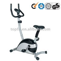 Magnetic Upright Exercise Bike Light Weight