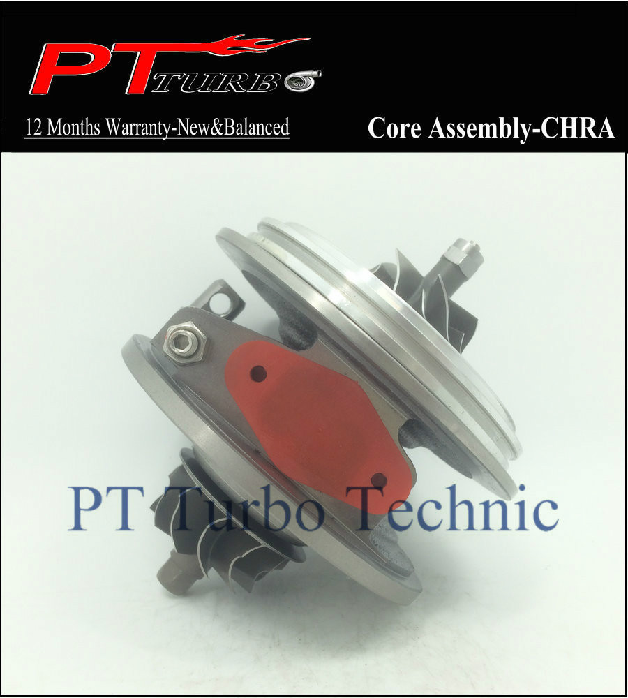 Turbo cartridge for audi a3 2.0TDI 140 HP Parts Turbo K03 53039880139 53039880132 53039880205 turbocharger CHRA