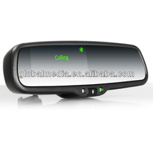 Professional Auto Parts Manufacture Car Interior Mirror with Bluetooth and camera