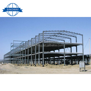 Cheap prefab high rise steel structure building,custom construction design steel structure warehouse