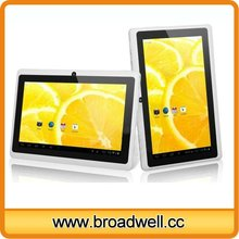 Hot Selling Rockchip 3026 Dual Core Android 4.2 HD Screen Cheapest 7inch Smart Pad