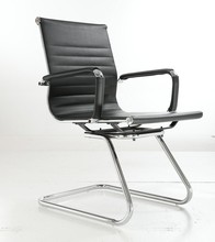Modern Ergonomic Leather Office Computer Chairs Executive Chairs without wheels