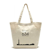 2015 Eco Cotton Canvas Tote Bag