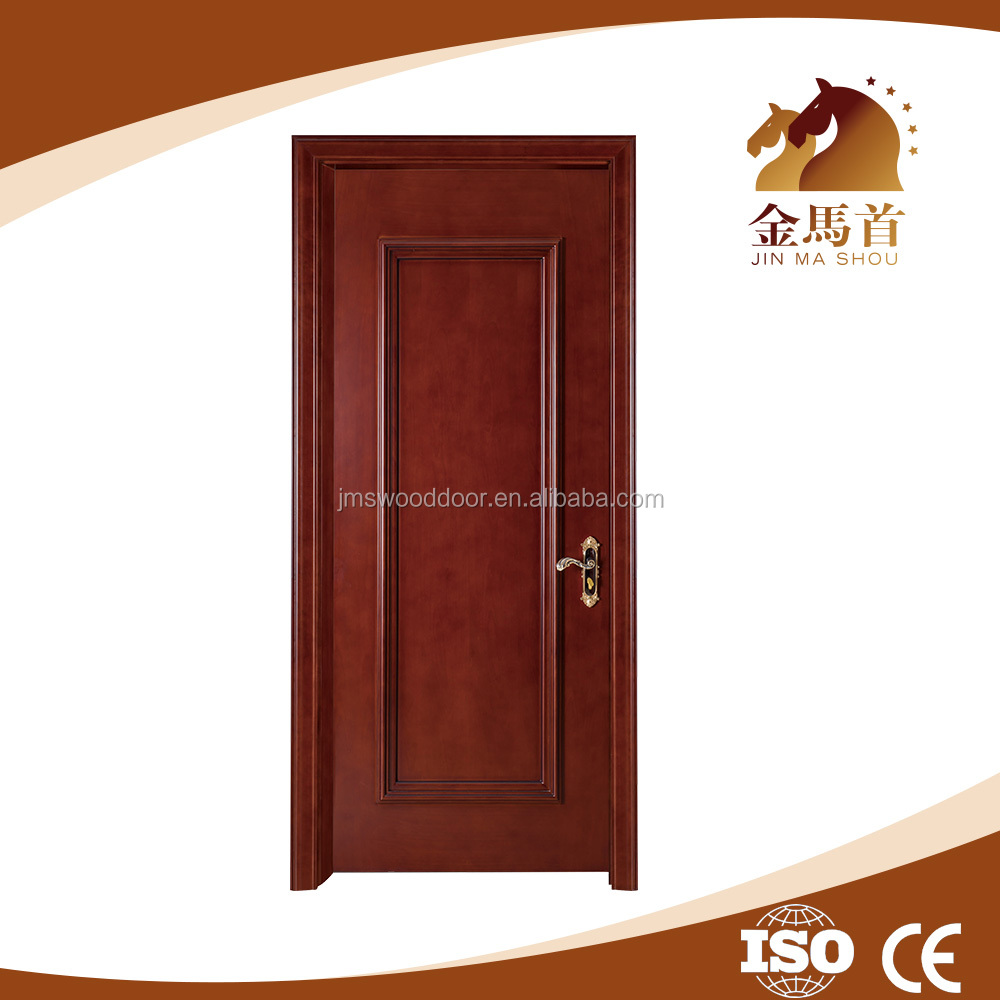 Solid Wood Door Material and Interior Position outdoor wood door / solid wood interior french door