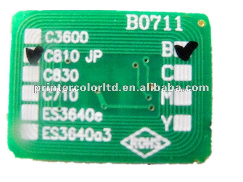 drum chip for OKI C711,chip drum for OKI C711DN,for OKI C610,for OKIdata C711,for OKIdata C610,drum kit chip for oki data c711