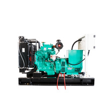 small water cooled diesel generator electrical power with cummins engine