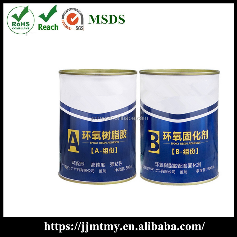Fast Curing Liquid Glass Heat-resistant Epoxy Resin Hardener
