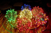 "Holiday Light String Balls - 9"" Inch Diameter - Great for Home Decor, Holidays, Christmas and Party And Ideal Weddings etc."