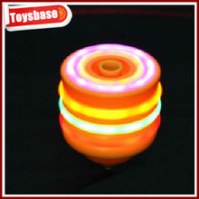 Flashing Light up spinning top,spinning top toy