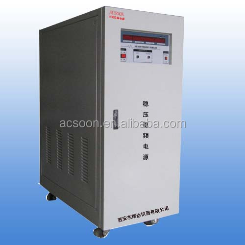 AF50-15KVA 3 phase 20Hz to 80Hz AC Frequency Stabilizer