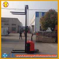 For Small Business ISO 9001 Warehouse Electric Forklift