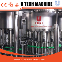 Durable packaged pure water filling and sealing plant Chile
