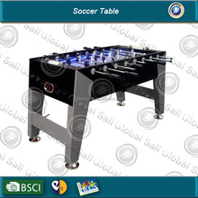 Soccer table Foosball table with LED light