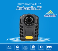 One-button Recording Night Vision Password Protection 1296P Super HD Rugged Design Body Worn Video Camera