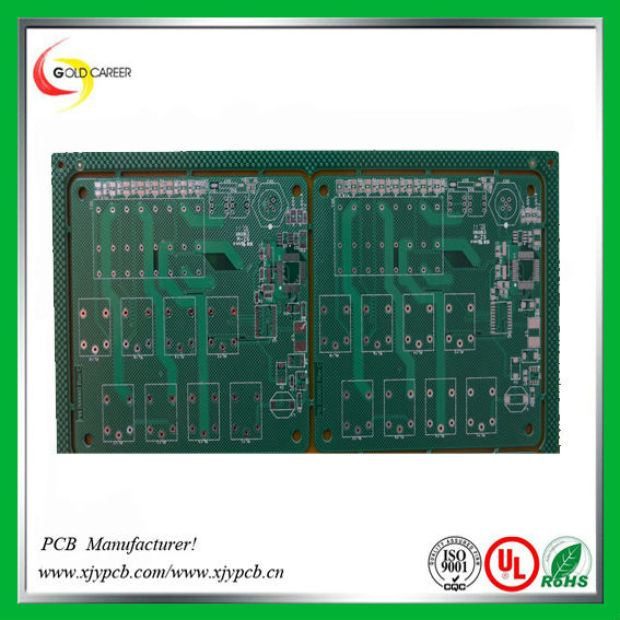 coolfire pcb game board