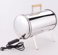Low cost electric smokers indoor bbq grill