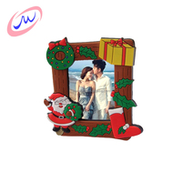 China alibaba durable eco-friendly customize plastic soft pvc photo frame